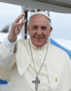 Papst Franziskus (Quelle: Wikimedia)