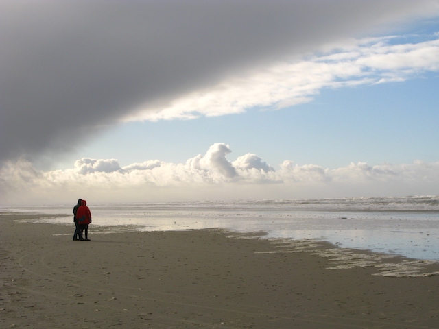 Strand (Foto: Kathrin Happe)