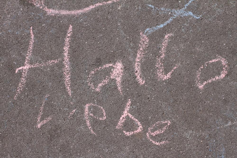 Hallo Liebe (Foto: Kathrin Happe)