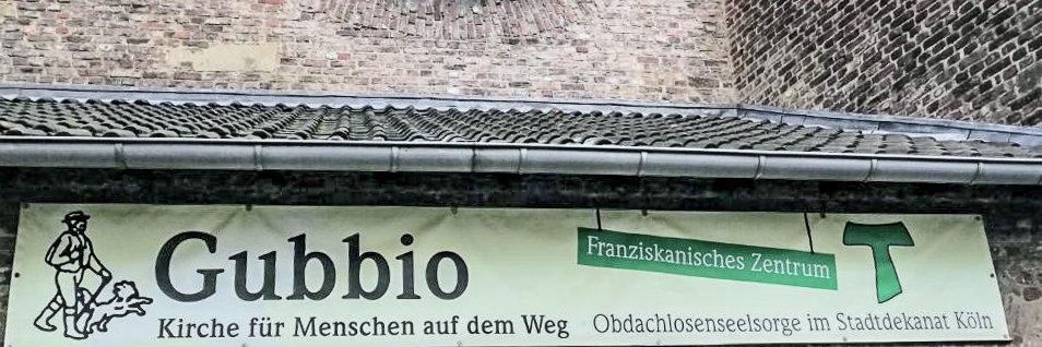 Gubbio-Schild